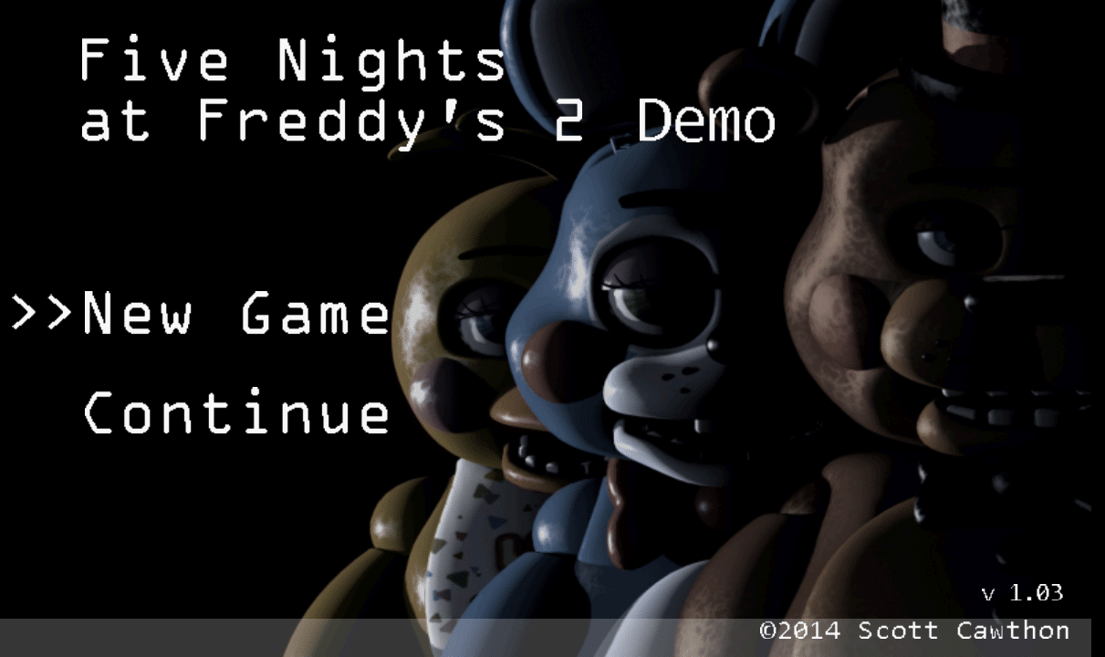 Download Five Nights at Freddy's 2 Demo APK for Android/iOS 10