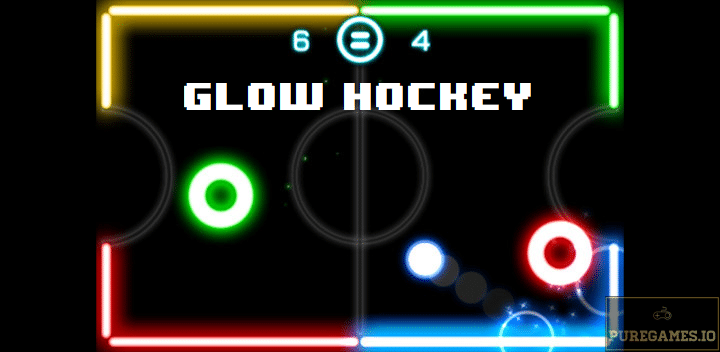 Download Glow Hockey APK for Android/iOS 4