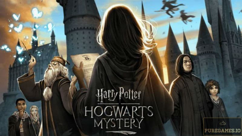 Download Harry Potter: Hogwarts Mystery for Android/iOS 9