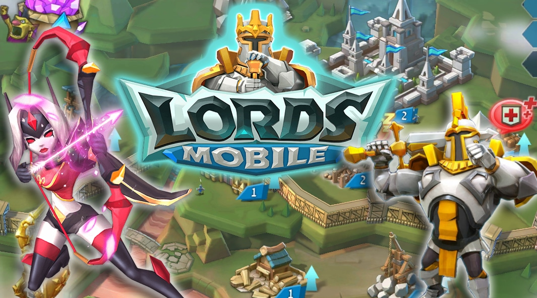 Download Lords Mobile APK - For Android/iOS 9
