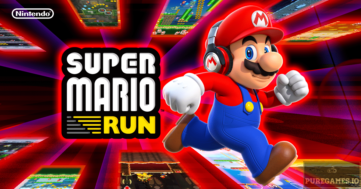 Download Super Mario Run APK – For Android/iOS 10