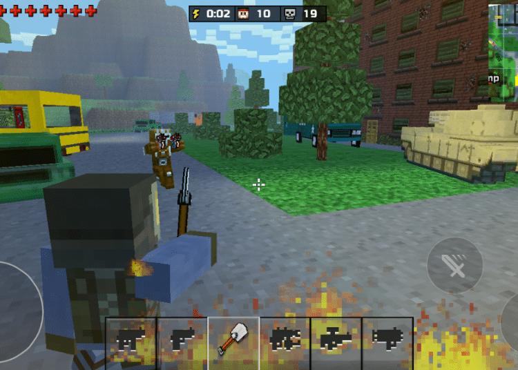 pixel gun 3d apk ios