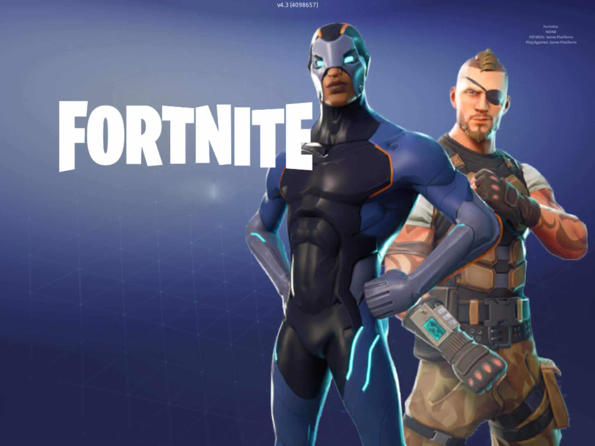 Sponsored Post: Download Fortnite Battle Royale For Android/iOS 9