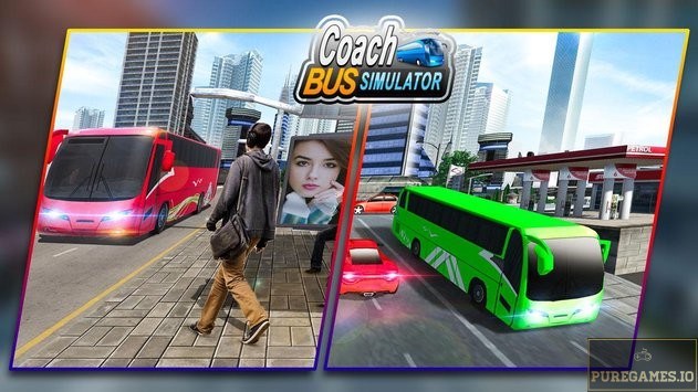Download City Coach Bus Simulator 2018 APK for Android/iOS 3