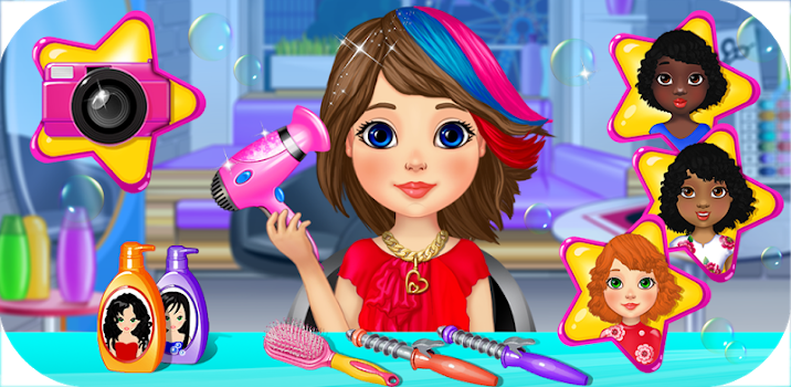 Hair Saloon - Spa Salon APK - Download for Android/iOS 17