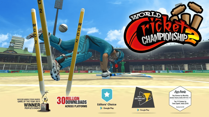 Download World Cricket Championship 2 APK for Android/iOS 13