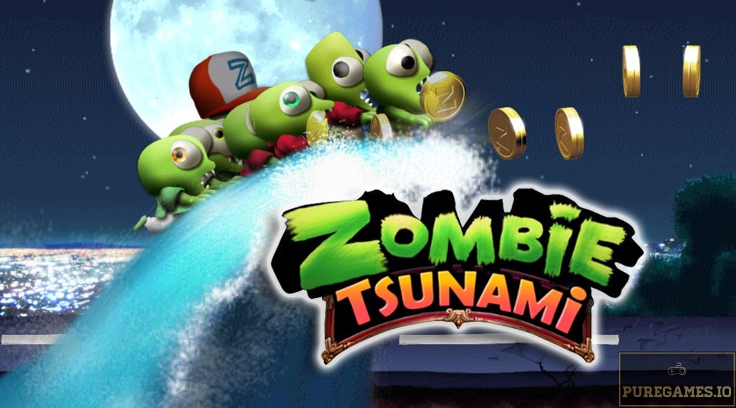 Download Zombie Tsunami APK - For Android/iOS 12