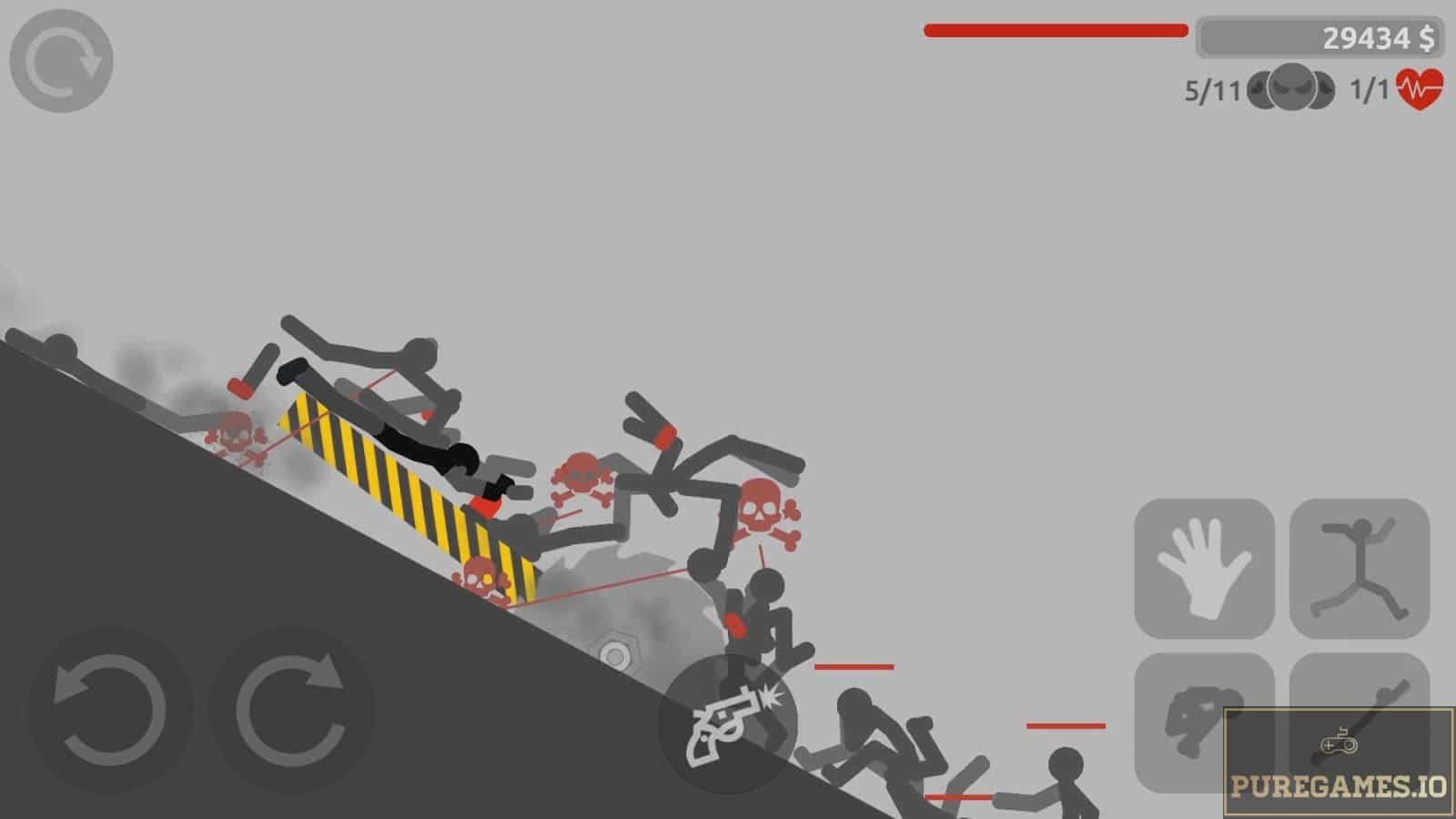 Download Stickman Backflip Killer 4 MOD APK for Android - PureGames