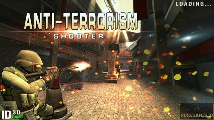 Download Anti-Terrorism Shooter MOD APK - For Android/iOS - PureGames