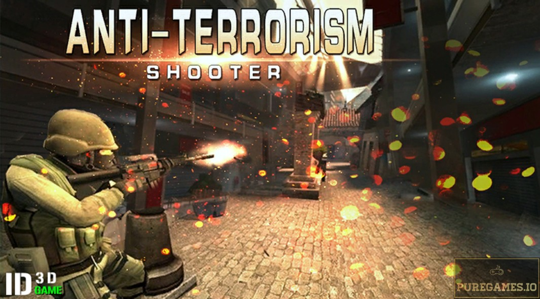 Download Anti-Terrorism Shooter MOD APK - For Android/iOS 10