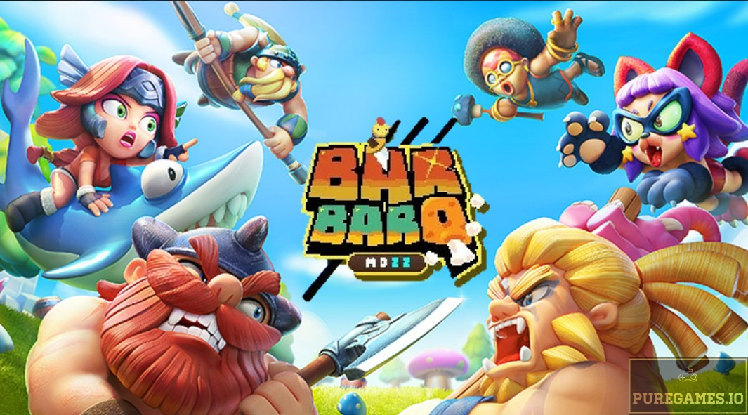 Download BarbarQ MOD APK - For Android/iOS 6