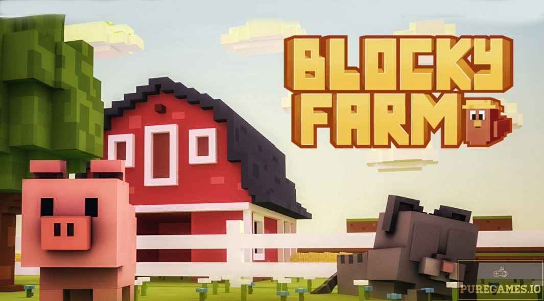Download Blocky Farm MOD APK - For Android/iOS 2