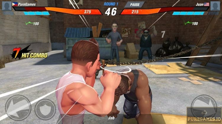 boxing star mod apk download