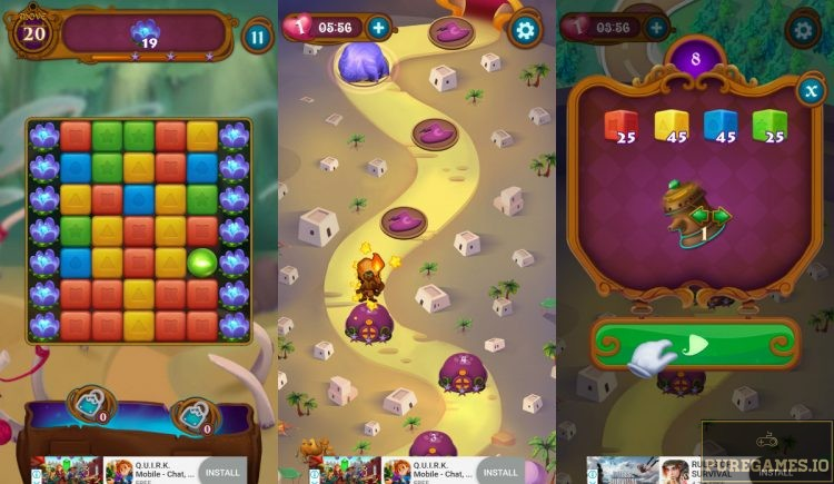 Download Candy Legend MOD APK - For Android/iOS - PureGames