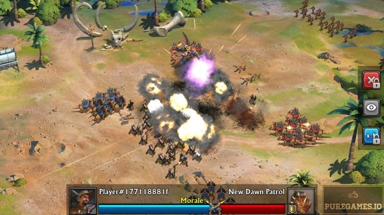 download Dino War - Rise of the Beast