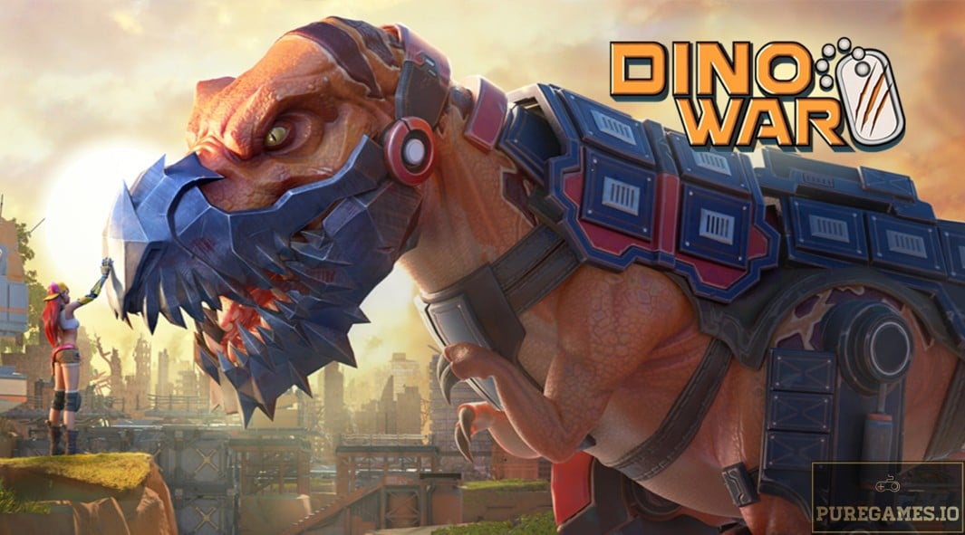 Download Dino War : Rise of Beasts MOD APK - For Android/iOS 9