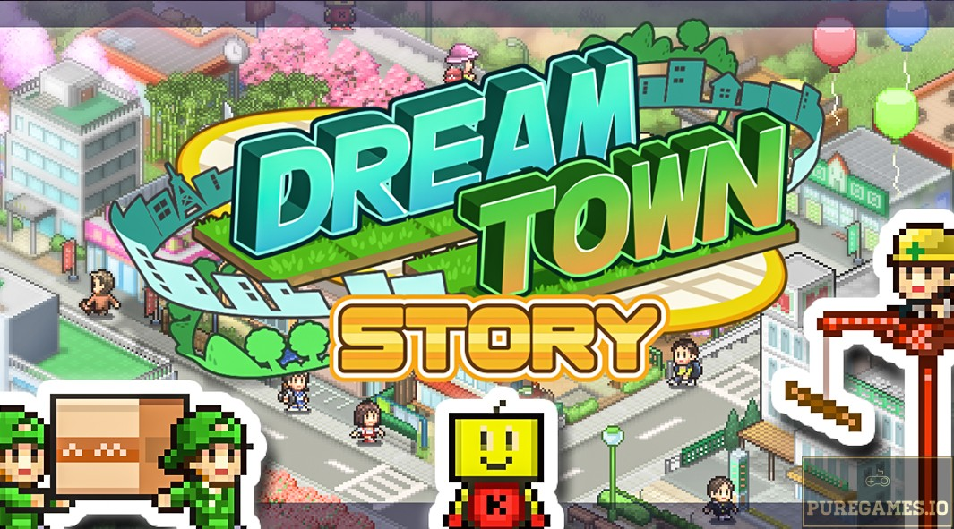 Download Dream Town Story MOD APK - For Android/iOS 8