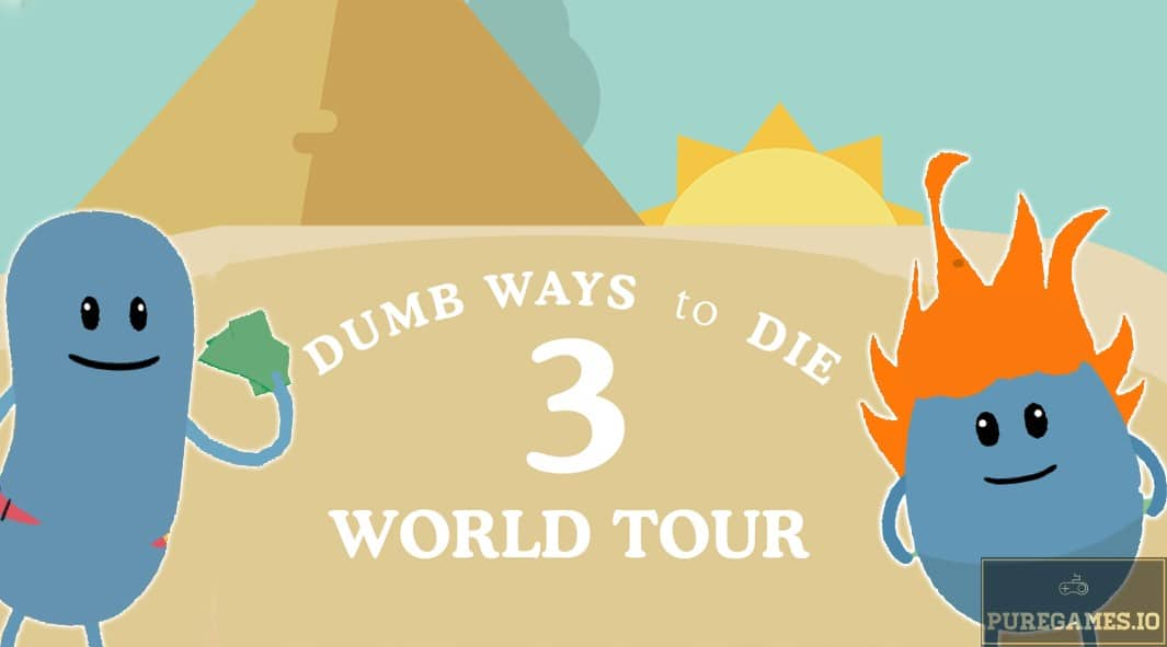 Download Dumb Ways To Die 3 : World Tour MOD APK - For Android/iOS 4