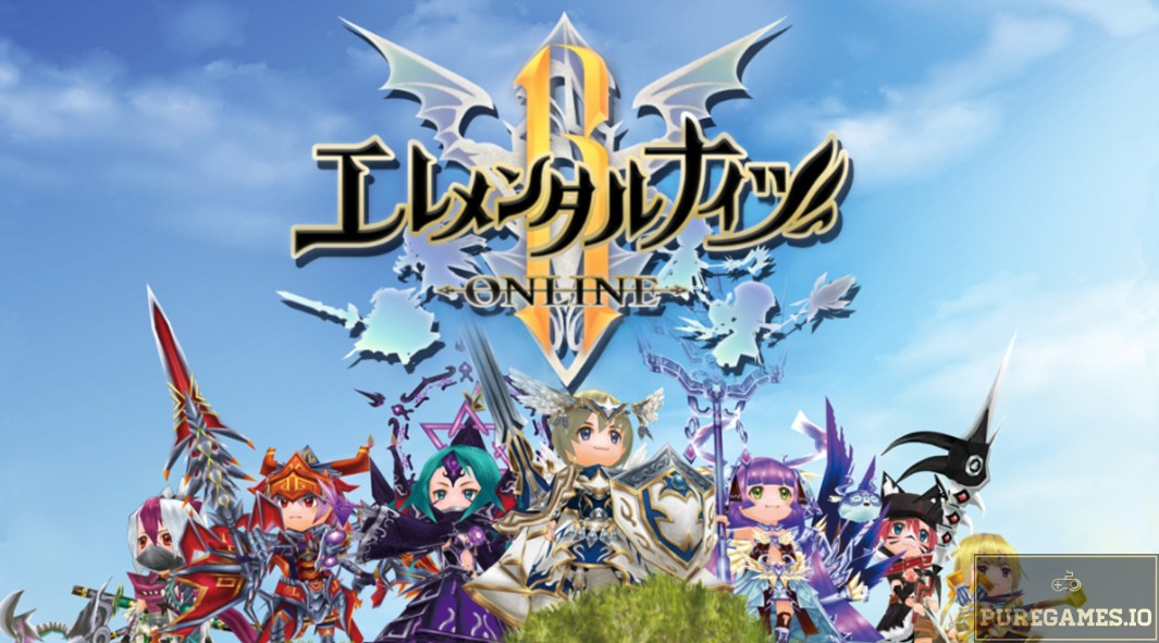 Download RPG Elemental Knights R MOD APK - For Android/iOS 2