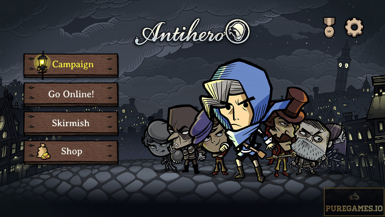 Download Antihero MOD APK for Android/iOS 17