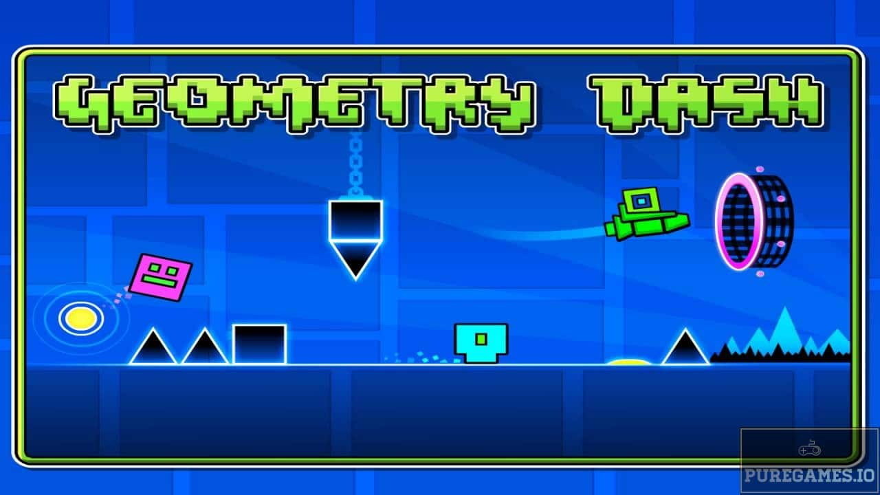 Download Geometry Dash MOD APK for Android/iOS - PureGames