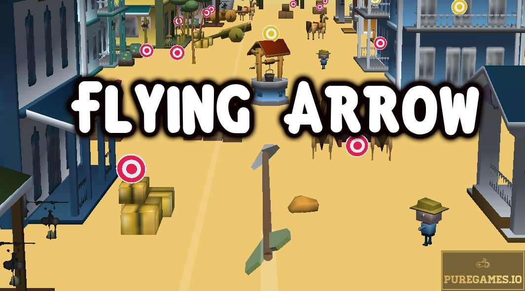 Download Flying Arrow MOD APK - For Android/iOS 10