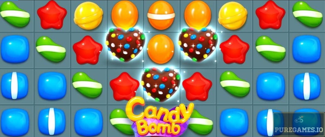 Download Candy Bomb MOD APK for Android/iOS 7