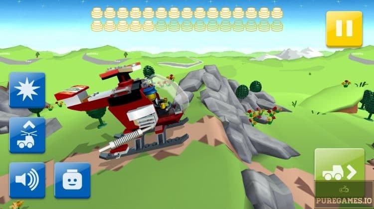 download LEGO Juniors Create & Cruise