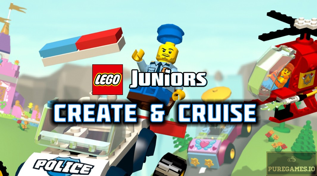 Download LEGO Juniors Create & Cruise MOD APK - For Android/iOS 5
