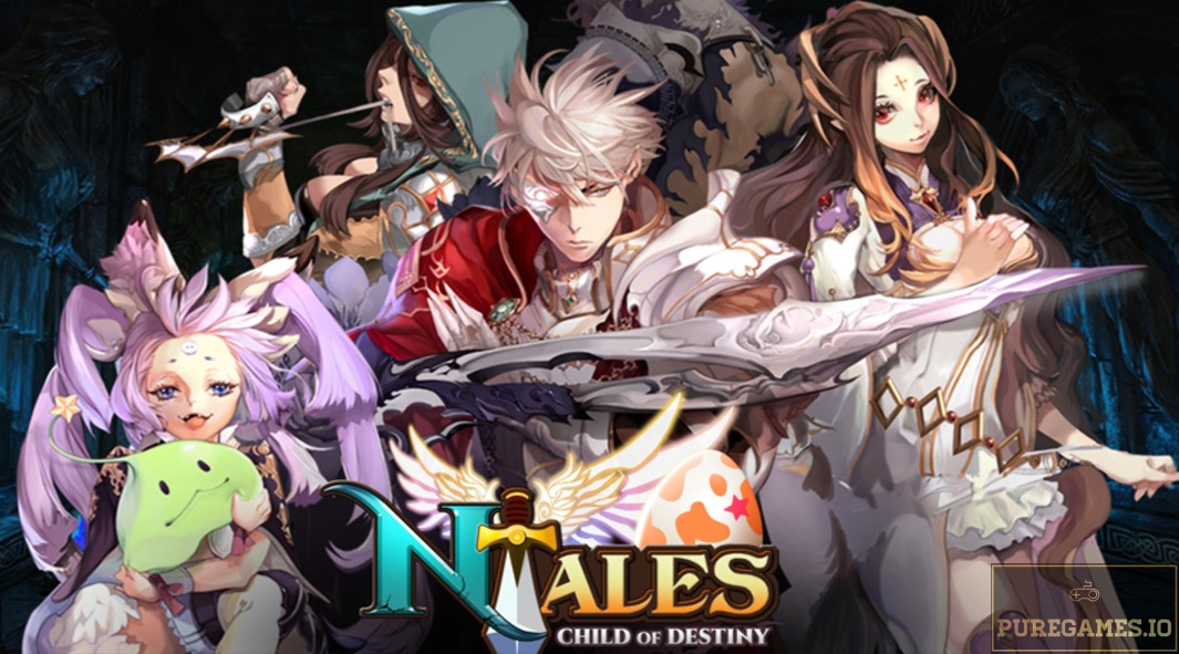 Download NTales: Child of Destiny MOD APK - For Android/iOS 7