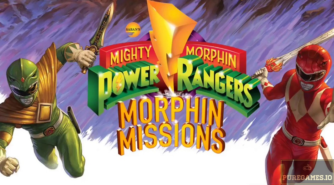 Download Power Rangers Morphin Missions MOD APK - For Android/iOS 10
