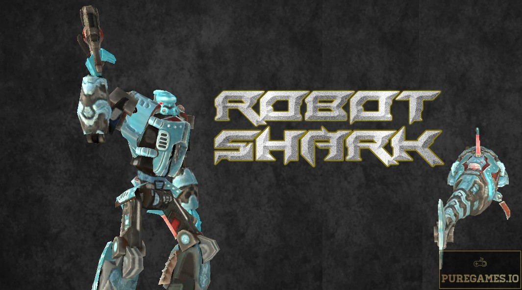 Download Robot Shark MOD APK - For Android/iOS 9