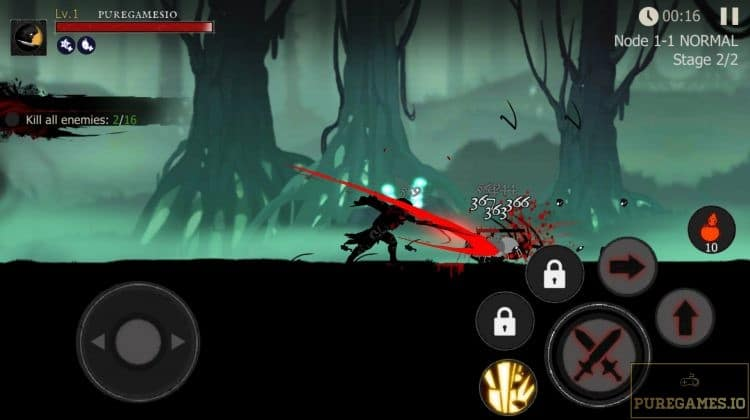 Download Shadow of Death : Dark Knight MOD APK - For Android/iOS