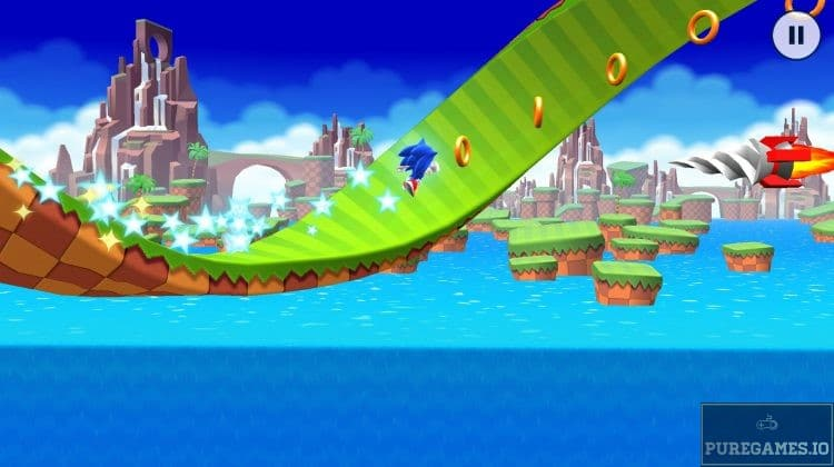 Download Sonic Runners Adventure MOD APK - For Android/iOS