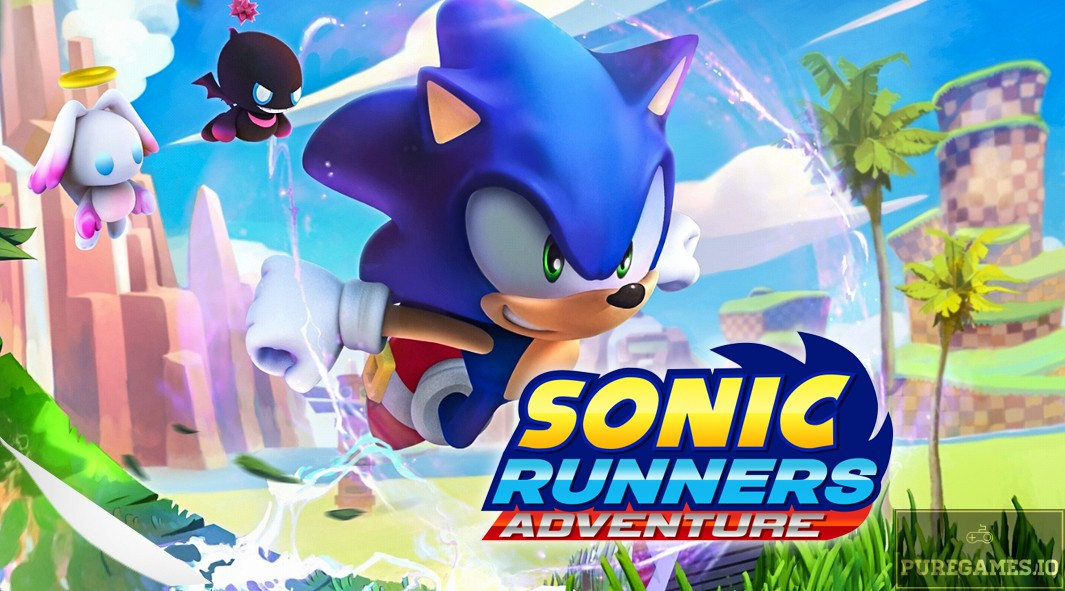 Download Sonic Runners Adventure MOD APK - For Android/iOS 9