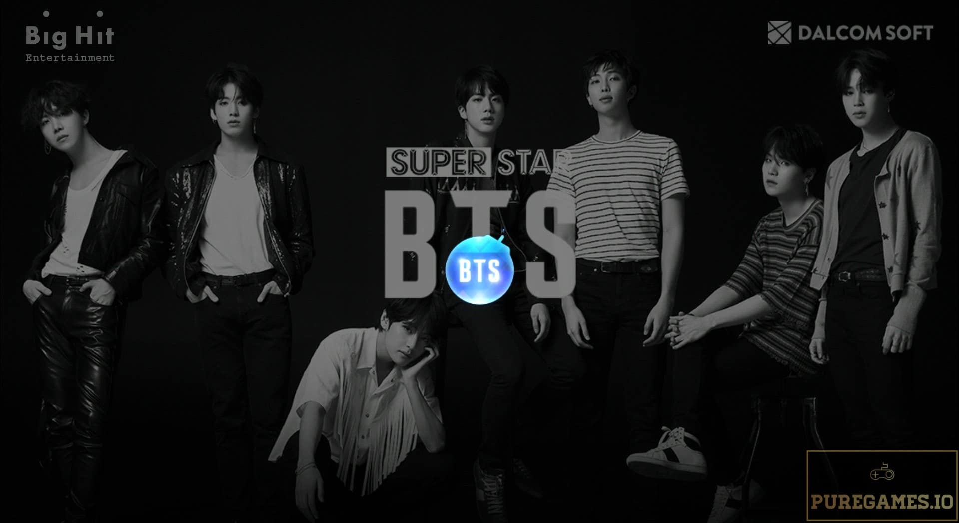 Download SuperStar BTS MOD APK - For Android/iOS 18
