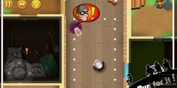 Download Robbery Bob Man Of Steel 3d Mod Apk For Android Ios