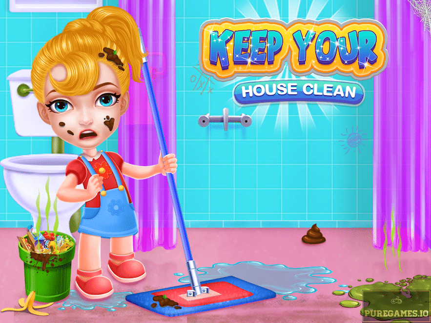 Download Keep Your House Clean APK – For Android/iOS 9