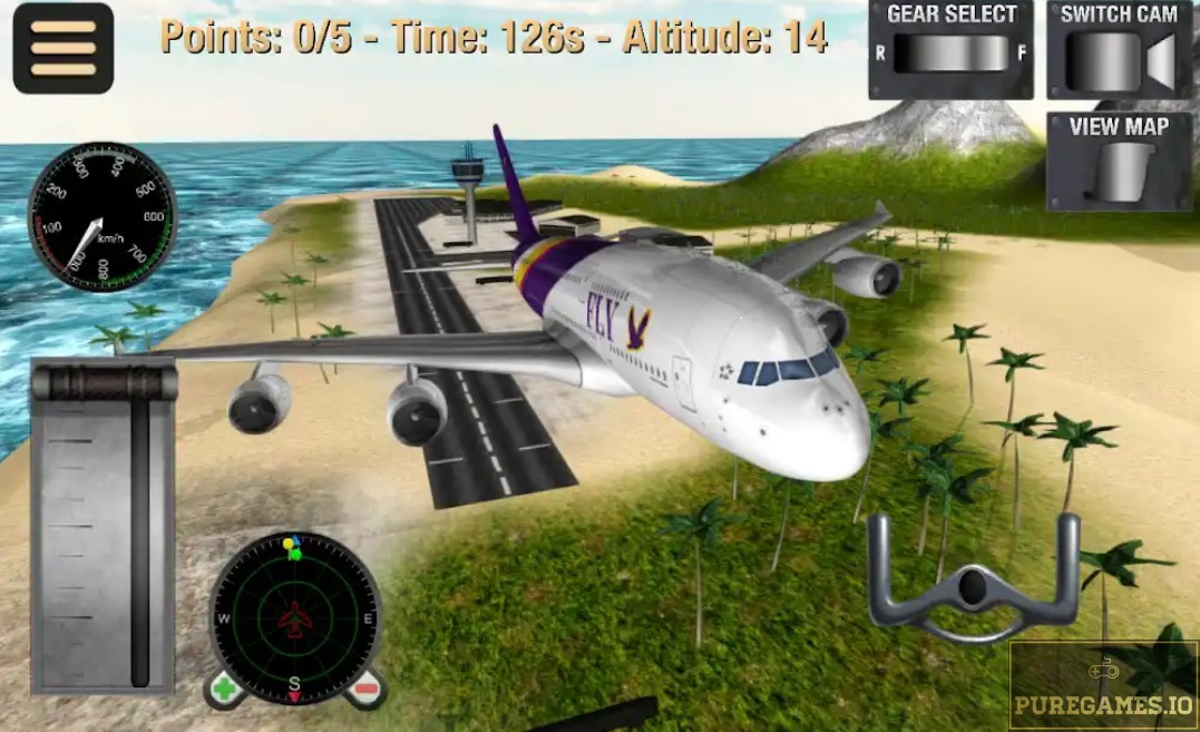 Download Flight Simulator: Fly Plane 3D MOD APK for Android/iOS 5