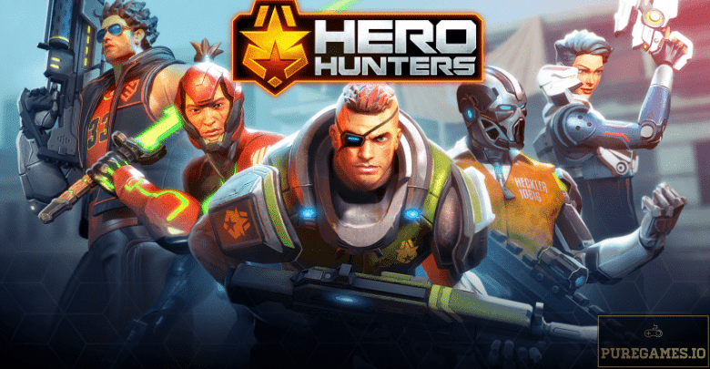 Download Hero Hunters APK for Android/iOS 14
