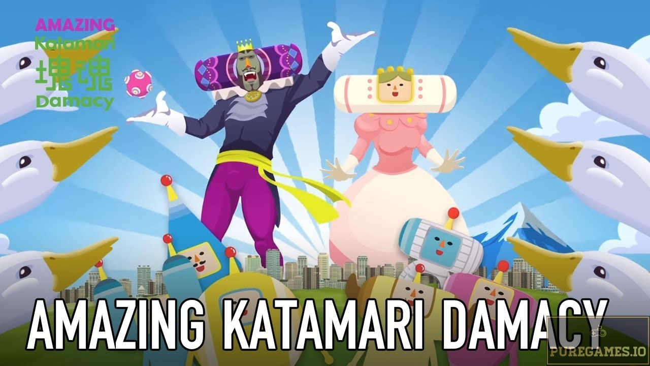 Download Amazing Katamari Damacy APK for Android/iOS 14