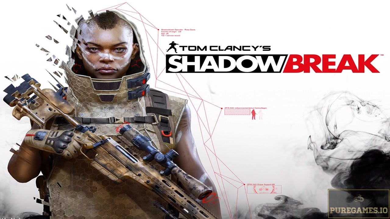 Download Tom Clancy's ShadowBreak APK for Android/iOS 5