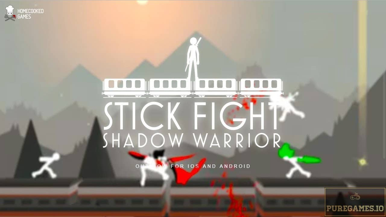 Download Stick Fight: Shadow Warrior APK for Android/iOS 15