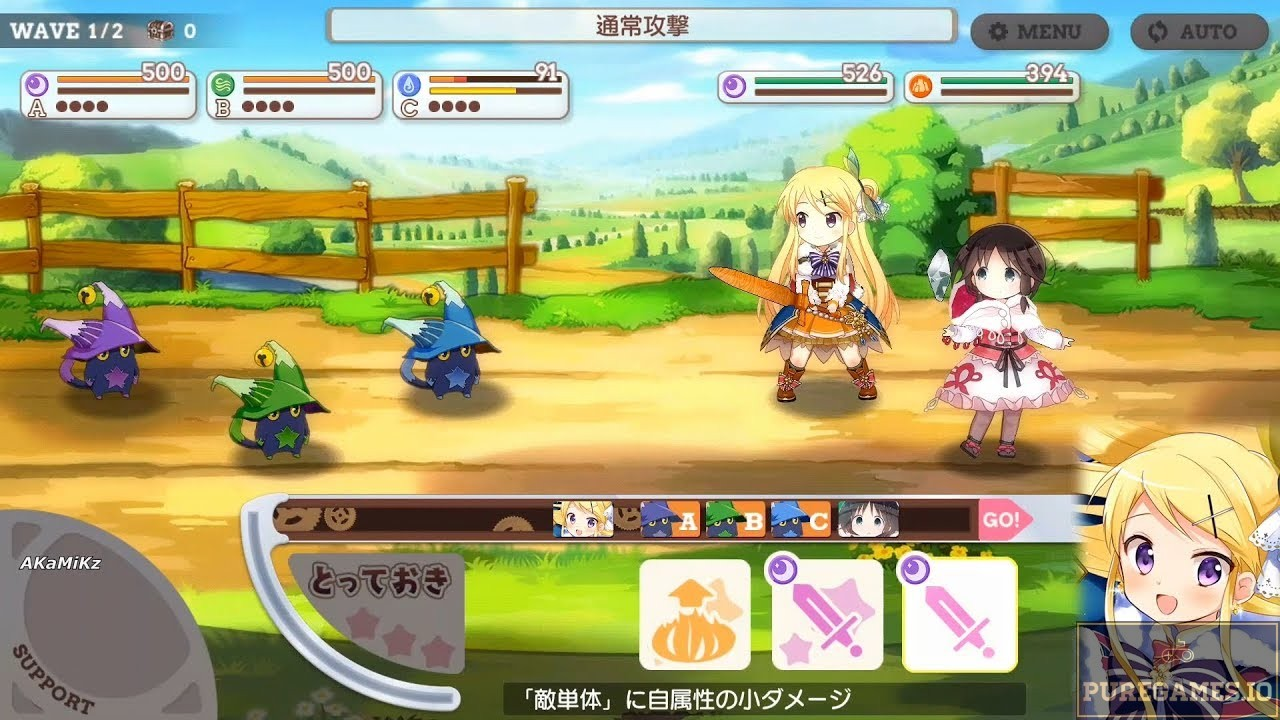 anime simulation games apk