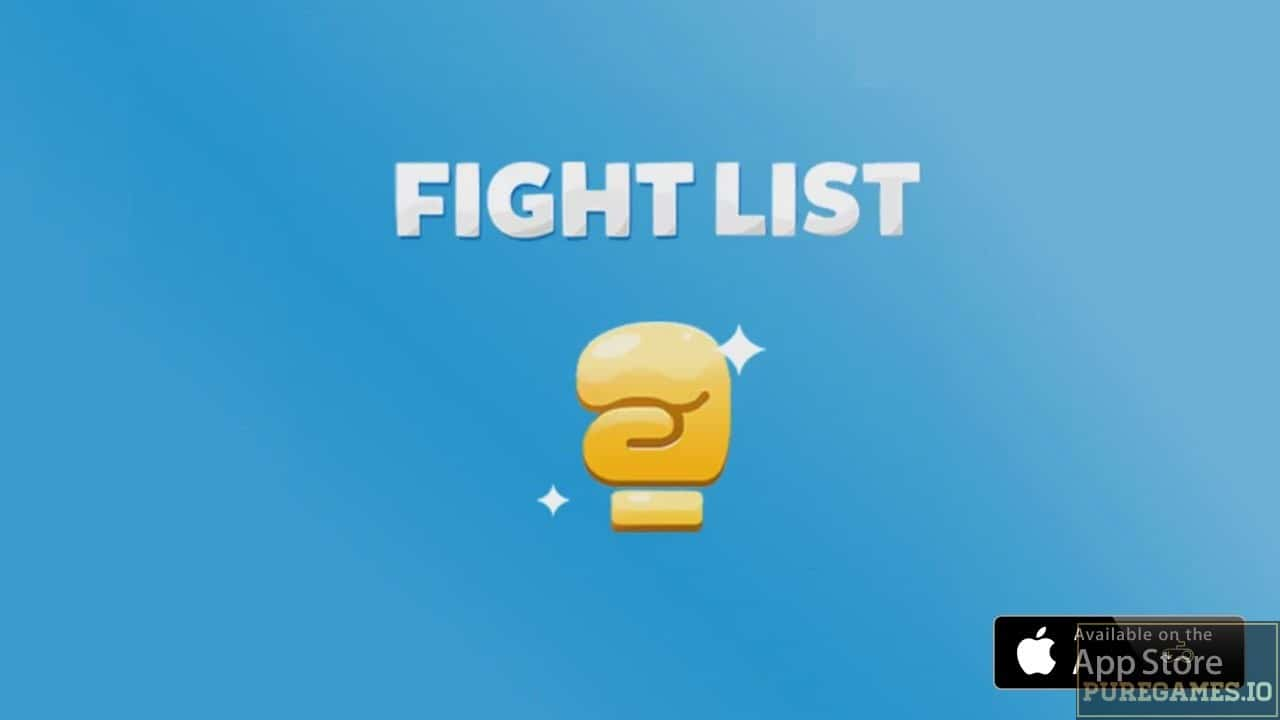 Download Fight List APK for Android/iOS 7