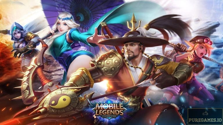 Download Mobile Legends: Bang Bang APK for Android/iOS 8