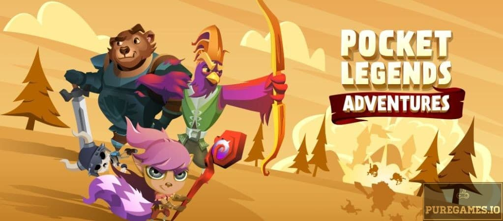 Download Pocket Legends Adventures APK for Android/iOS 5