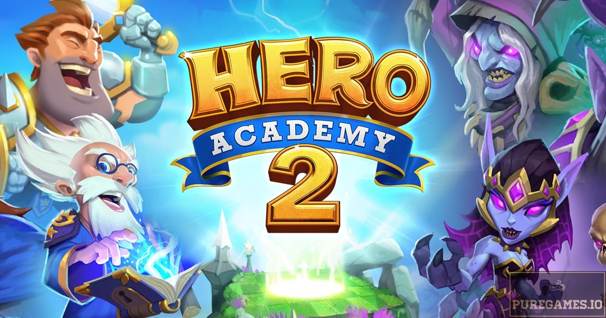 Download Hero Academy 2 APK for Android/iOS 8