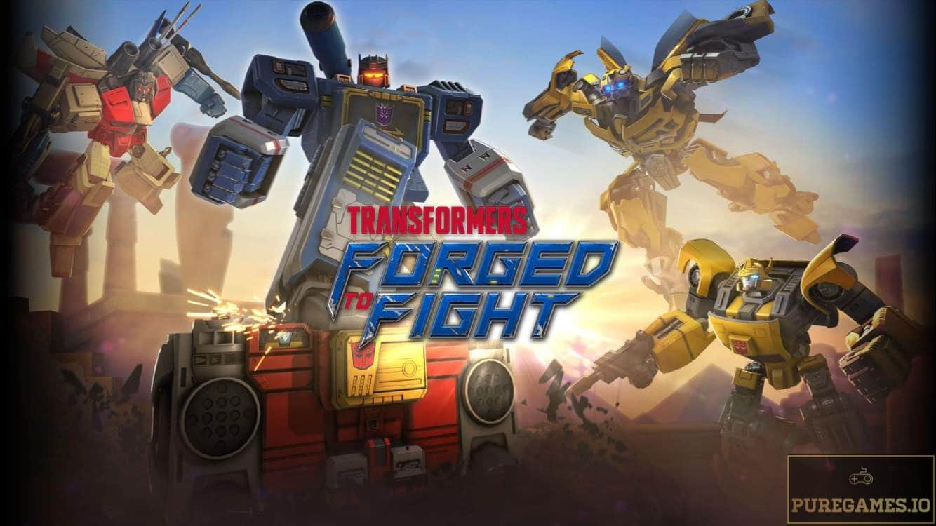 Download Transformers: Forged to Fight APK for Android/iOS 4
