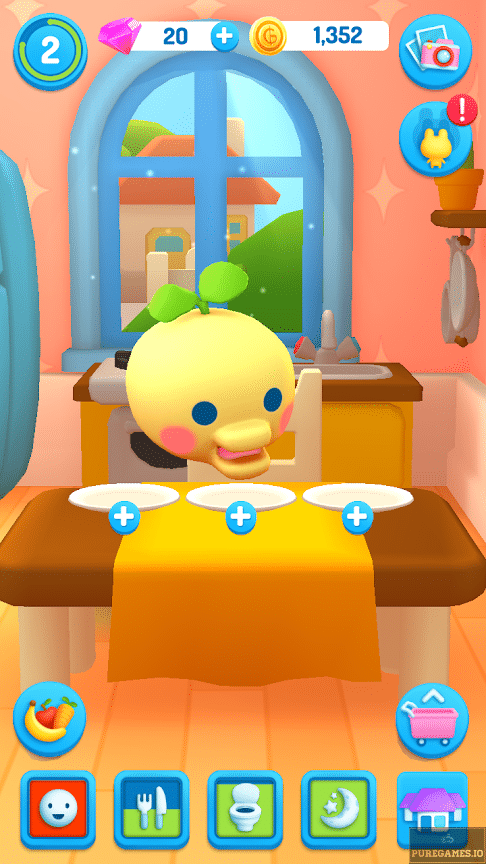 Download My Tamagotchi Forever MOD APK for Android - PureGames